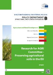 Agricultural soils in the EU