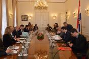 Photo of REGI delegation to Croatia