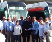 Photo of REGI delegation to Martinique