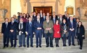 Photo of REGI delegation to Seville