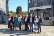 Photo of REGI delegation to Greece