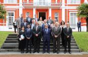 Photo of REGI delegation to Azores