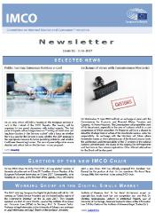 IMCO newsletter - issue 82 - June 2017