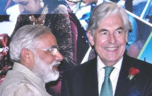 Chair Mr Van Orden and Prime Minister of India