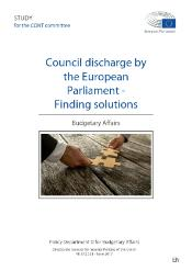 Study on the Council discharge by the EP
