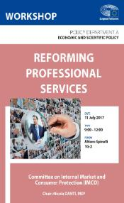 Reforming professional services