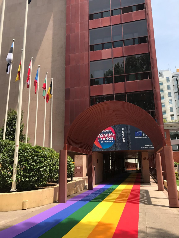 Celebración del World Pride 2017