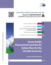 Green Public Procurement and the EU Action Plan for the Circular Economy