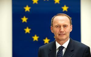 MEP Othmar Karas Russian Delegation Chair