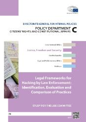 Legal framework for Hacking by Law Enforcement