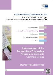 An assessment of the Commission's proposal on privacy and electronic communications