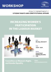 Poster study women participation in the labour market