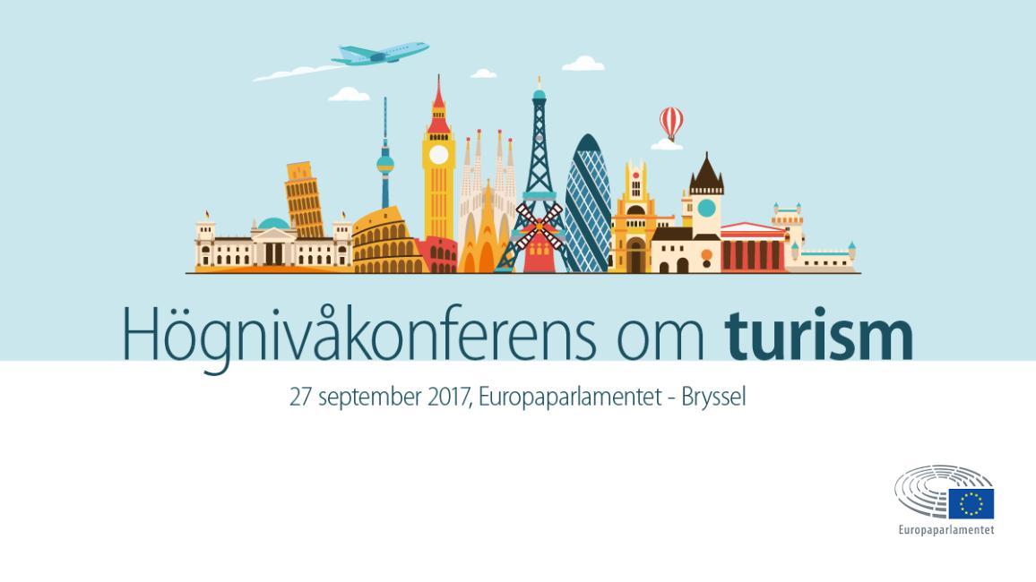Affisch om konferensen