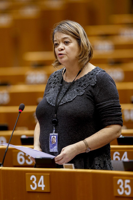 Isabelle Thomas MEP