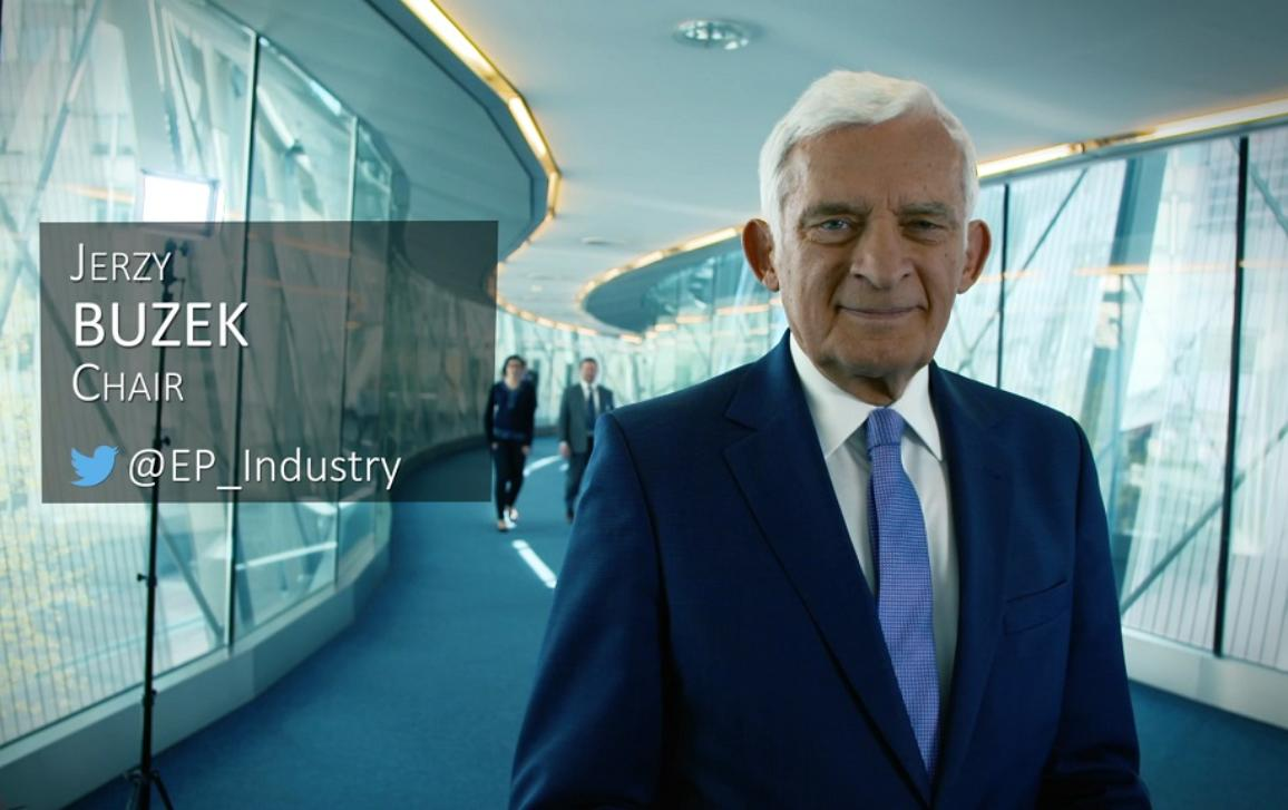 Presentation of the Committee on Industry, Research and Energy by its Chair Jerzy Buzek.