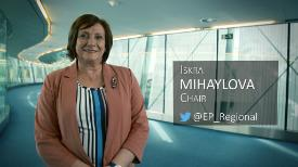 Interview with Iskra Mihaylova - REGI chair