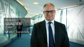 Interview with Roberto Gualtieri - ECON chair