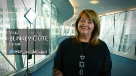 Interview with Vilija Blinkevičiūtė - FEMM chair