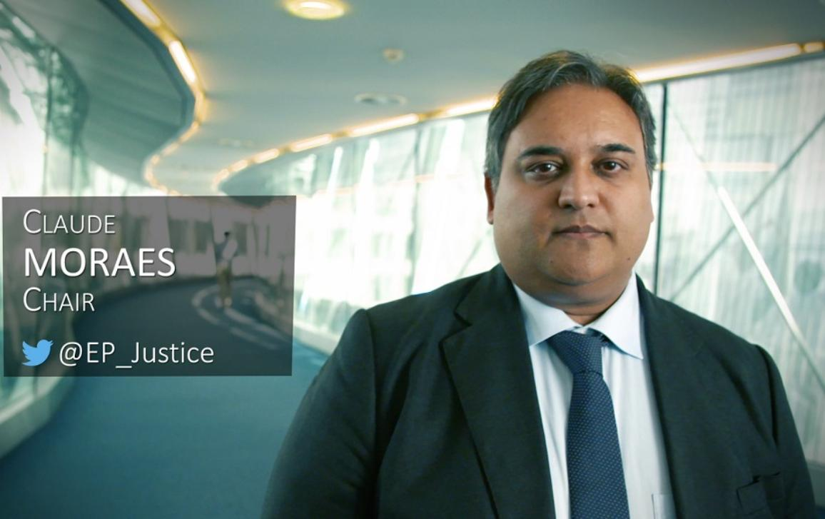 Presentation of the Committee on Civil Liberties, Justice and Home Affairs by its Chair Claude Moraes.
