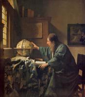 Vermeer - The Astronomer