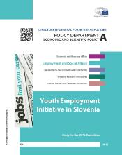 Study on Youth Employment Initiative in Slovenia