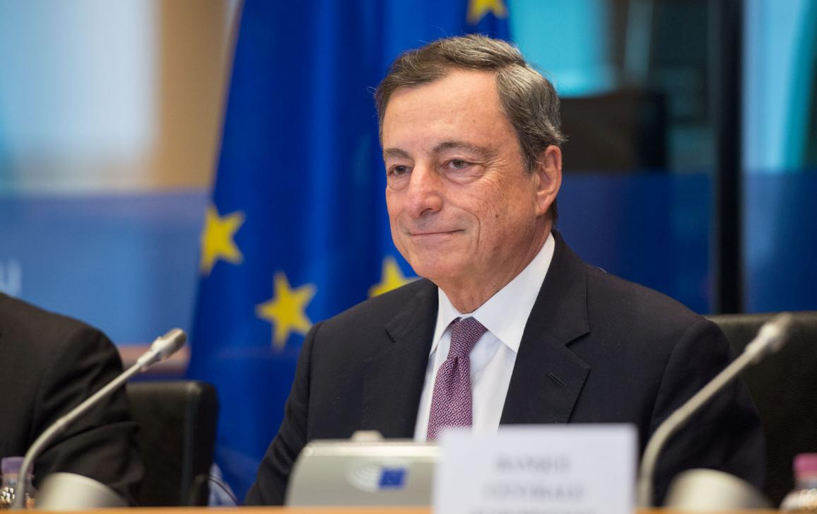 Draghi in ECON