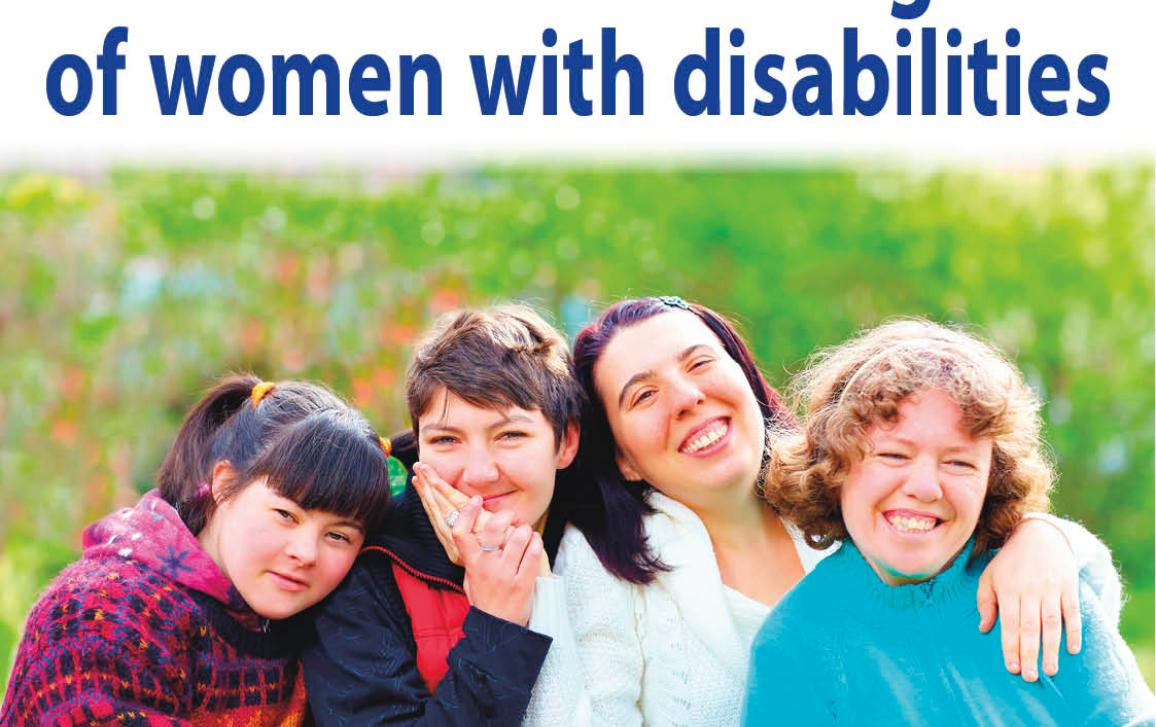 The situation and rights of women with disabilities