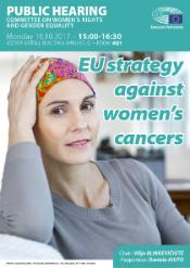 EU strategy against cancer