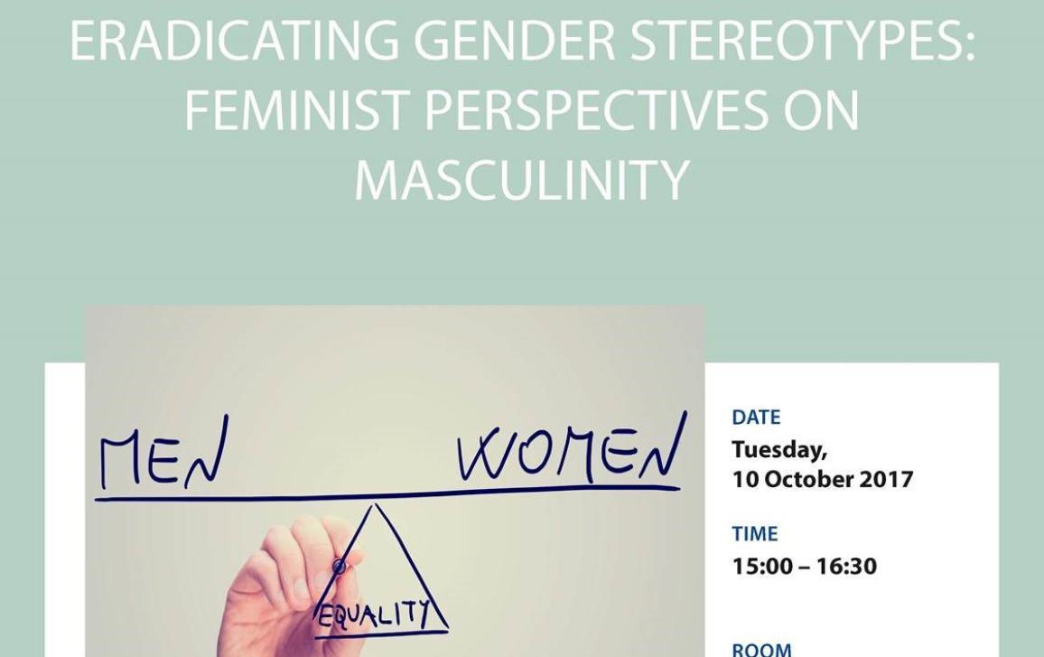 Eradicating Gender Stereotypes