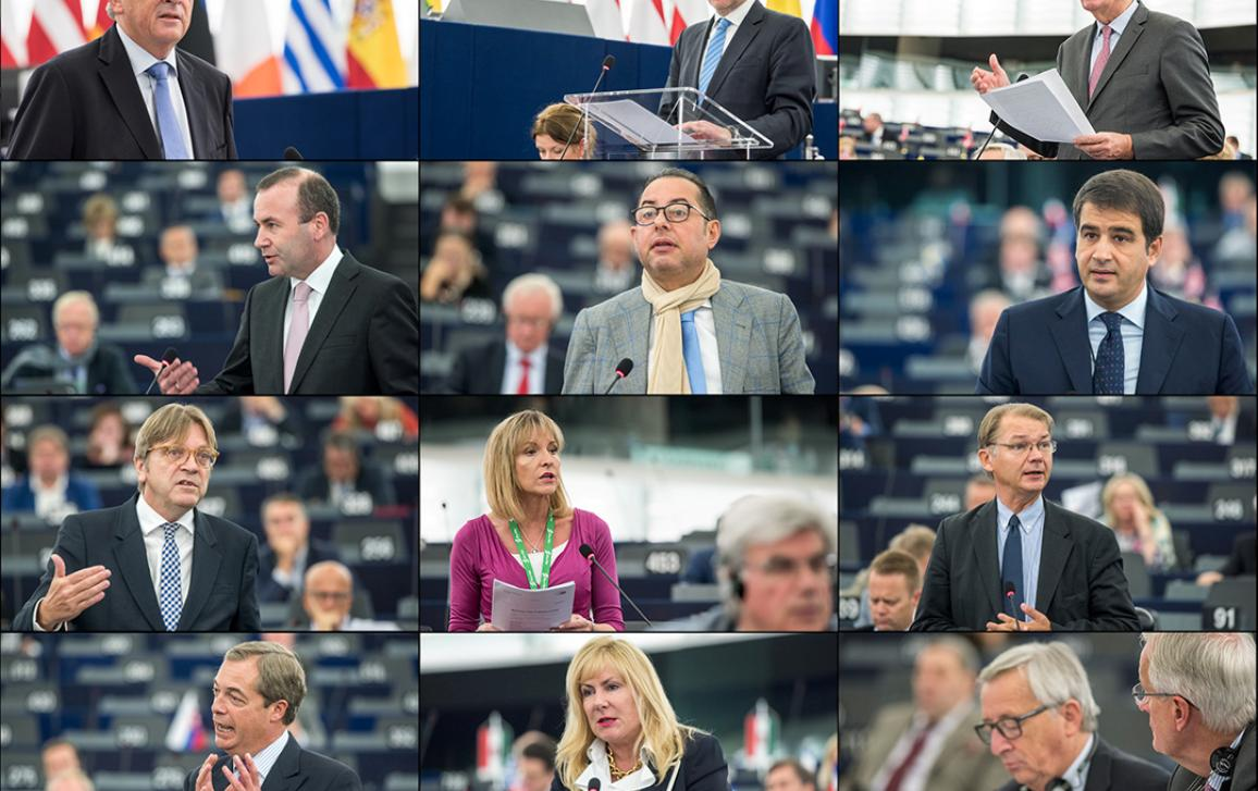 EP plenary debate: State of play of negotiations with the United Kingdom