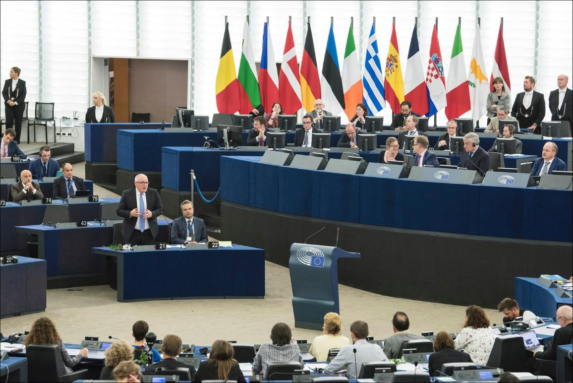 Plenary debate: constitution, rule of law and fundamental rights in Spain in light of events in Catalonia