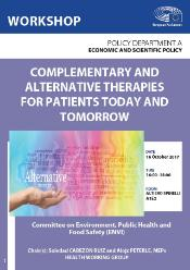 Complementary and alternative therapies for patients today and tomorrow