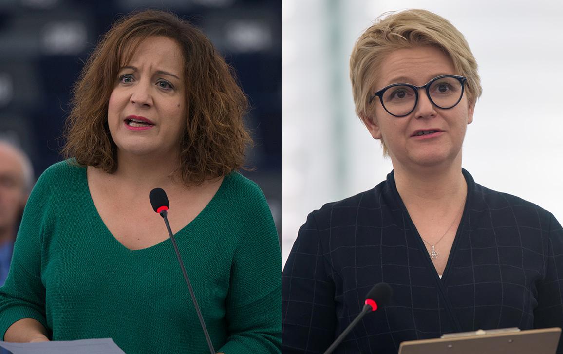 Iratxe García Perez, Agnieszka Kozłowska-Rajewicz