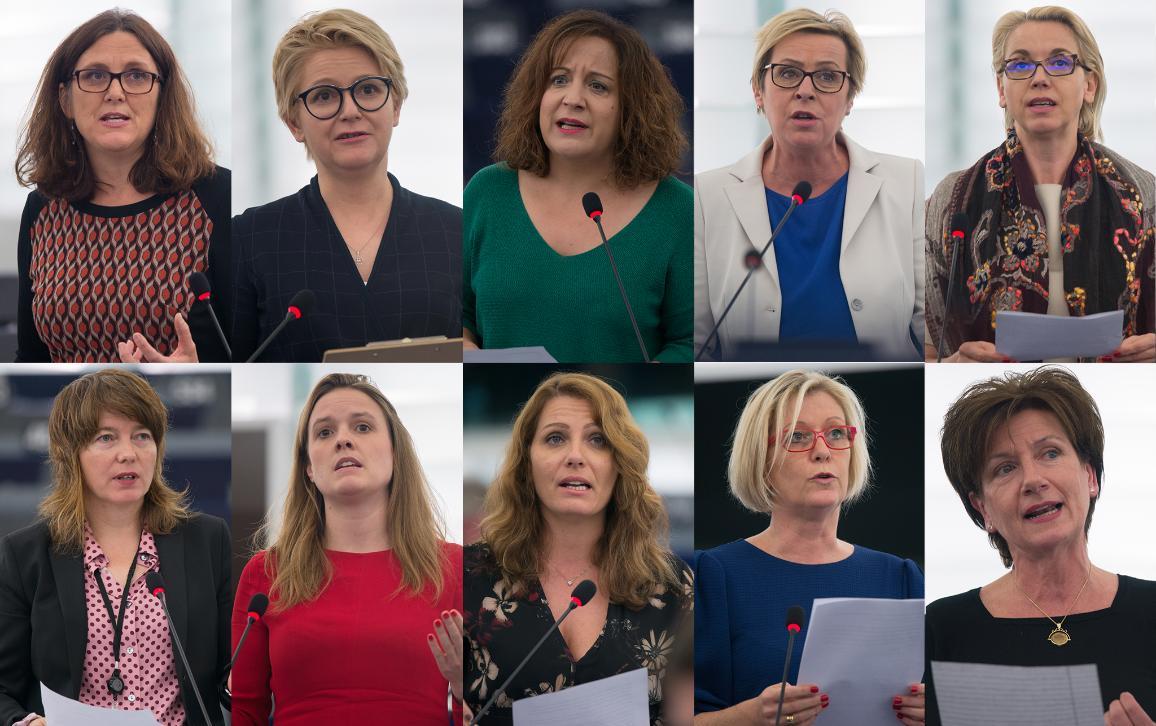 EP deputāti diskutēja par seksuālu uzmākšanos