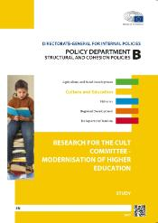 Policy Department Study on Higher Education
