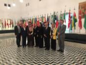 DROI Delegation to Saudi Arabia