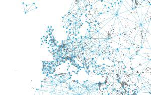 Illustration map of Europe ©AP Images/European Union-EP