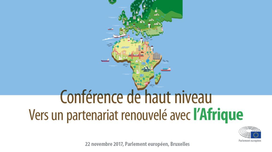 Conf rence du parlement europ en sur la jeunesse et le for Chambre de partenariat euro afrique de belgique