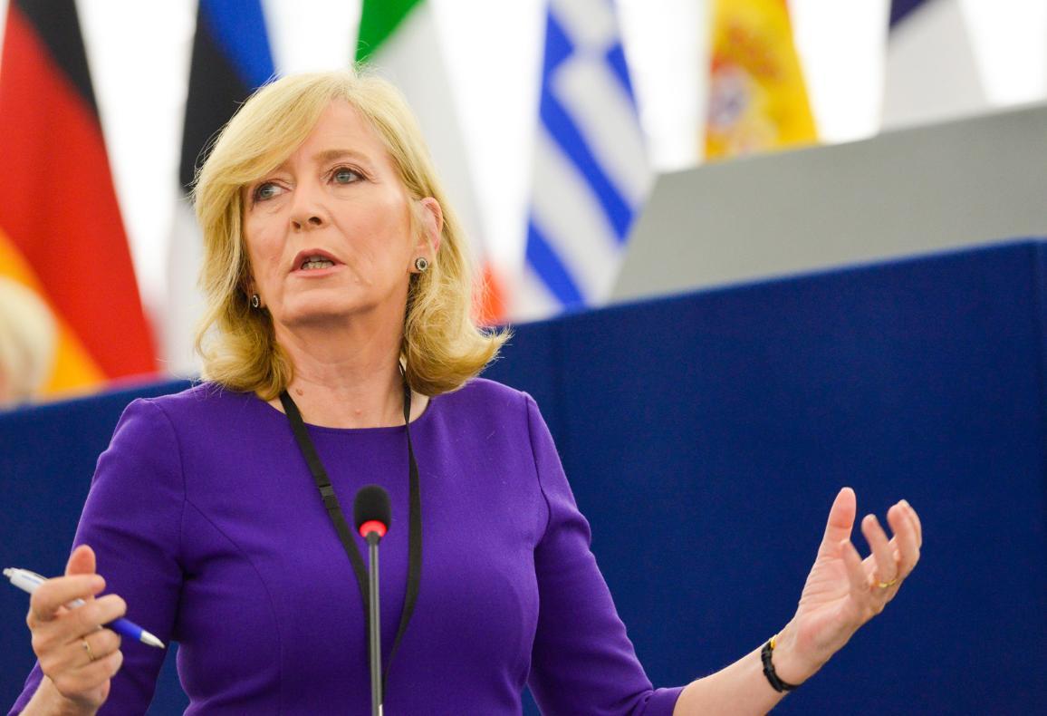 Defensora del Pueblo Europeo - Emily O'Reilly
