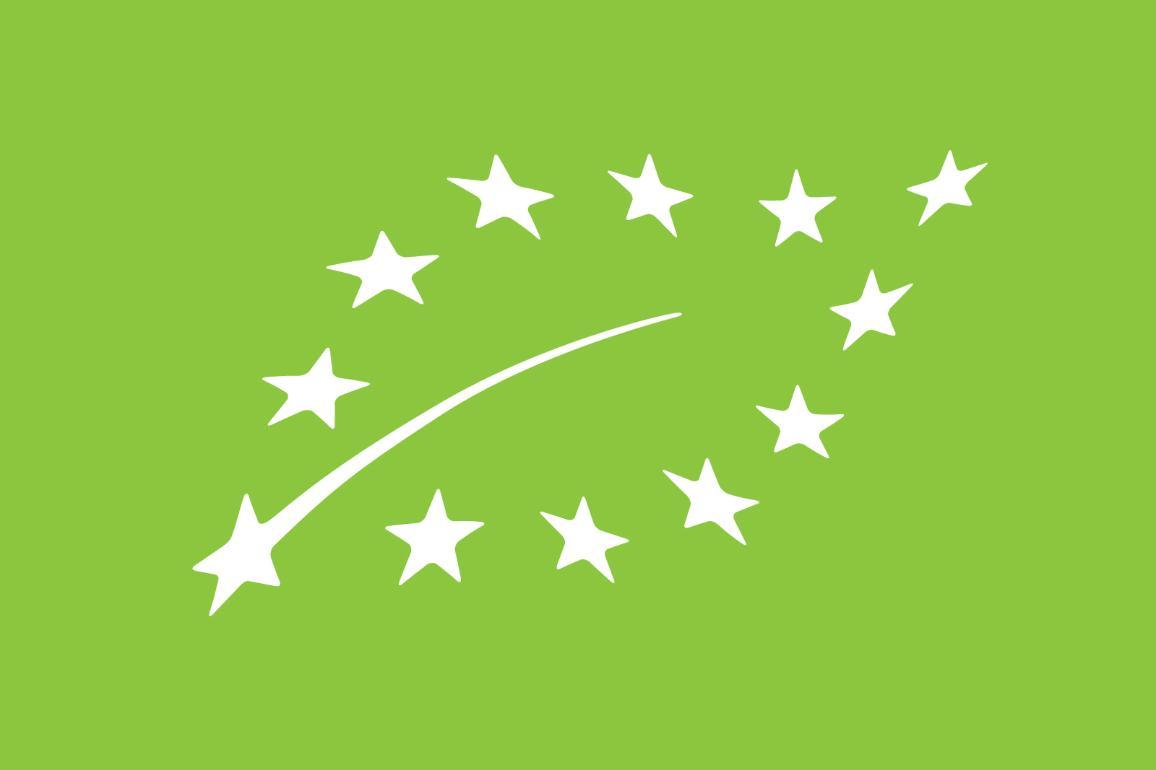 Official EU Organic Logo, Colour version