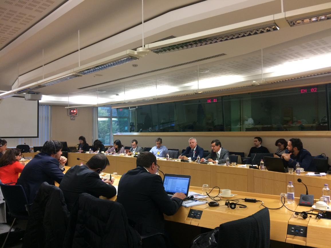 Energy Seminar at EP