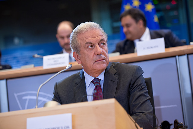 Commissioner Avramopoulos