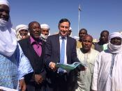 AFET_SEDE mission to Niger