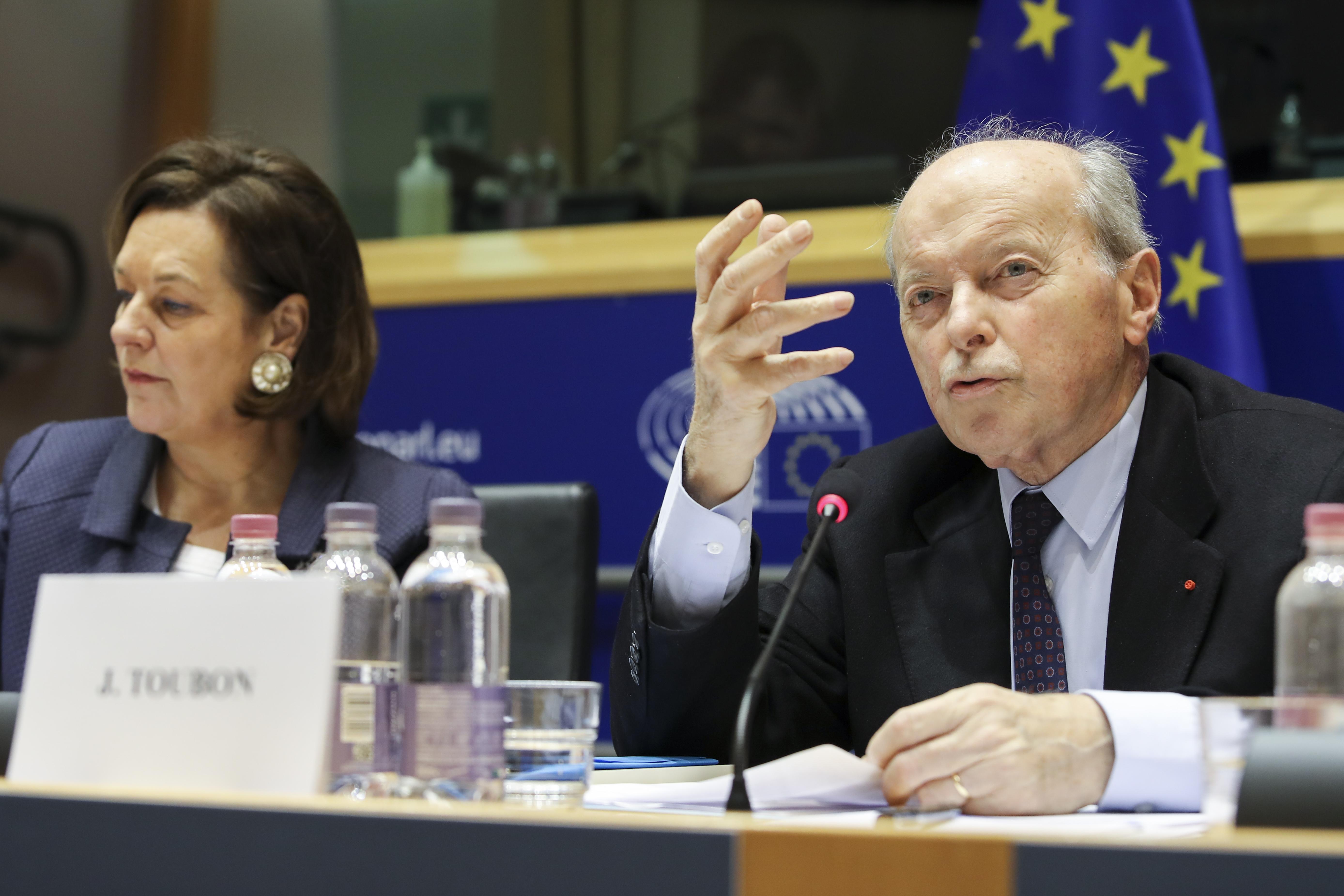 Jacques Toubon, Defenseur des Droits