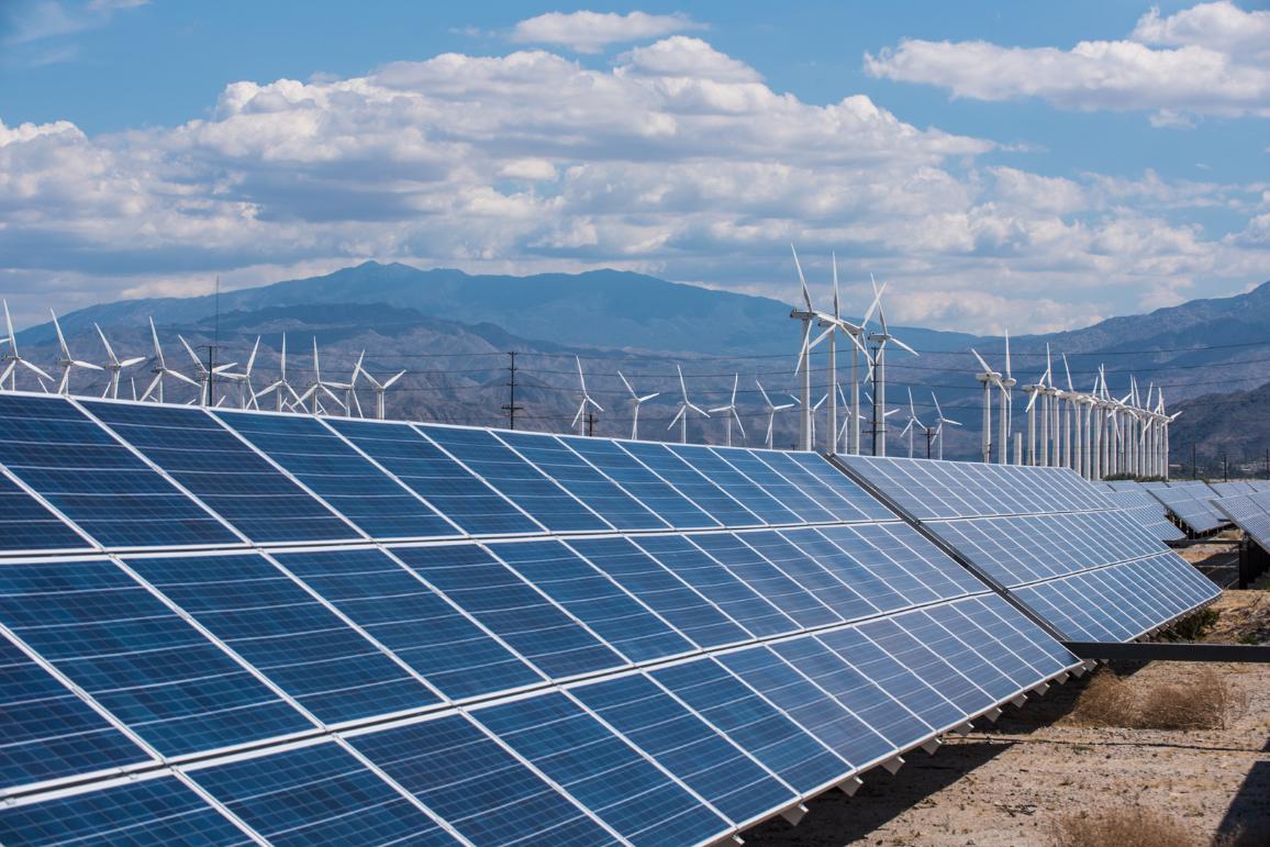 Solárne panely ©AP Images/European Union-EP