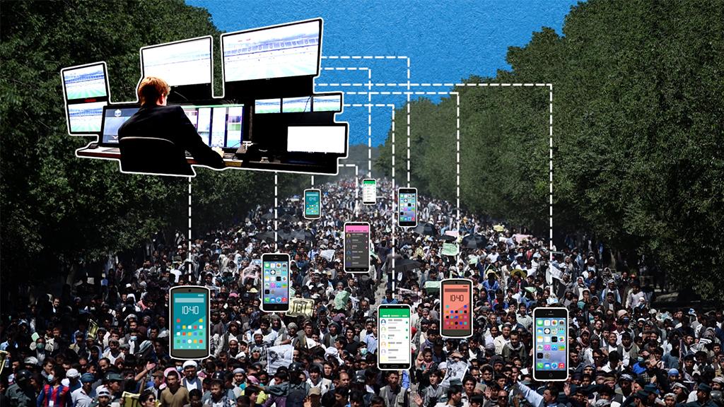 Le nuove tecnologie non devono essere usate per violare i for Ricerca sul parlamento
