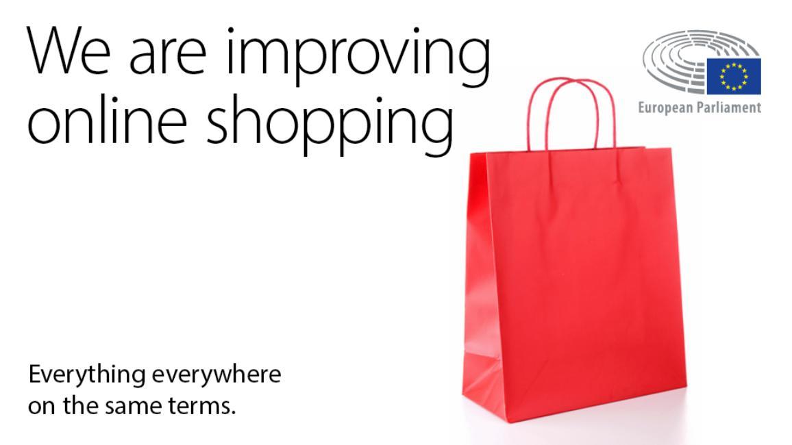 Nakupovanie v rámci EÚ za rovnakých podmienok a za rovnakú cenu.