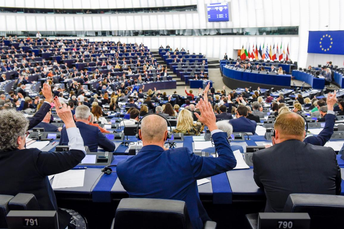 Deputāti vēlas pēc Brexit samazināt vietu skaitu Parlamentā