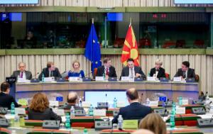 14th EU-former Yugoslav Republic of Macedonia JPC meeting