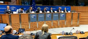 Committee meeting in Brussels